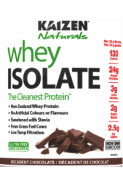 100% NATURAL WHEY PROTEIN (CHOCOLATE) - 30.4G PACKET