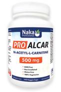 PRO ALCAR 500MG - 140VCAPS