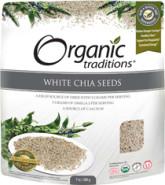 ORGANIC CHIA SEEDS (WHITE) - 200G