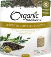 SPROUTED CHIA SEED POWDER - 227G