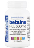 BETAINE HCL 500MG - 60VCAPS