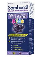 SAMBUCOL KIDS ANTI VIRAL FLU CARE - 120ML