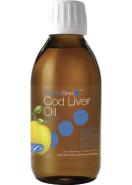 NUTRA SEA + D COD LIVER OIL (ZESTY LEMON) - 200ML