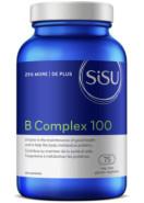 B COMPLEX 100 - 60 VCAPS + 15 VCAPS BONUS